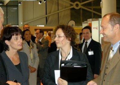 Federal Councillor Doris Leuthard – Top Level Account Management
