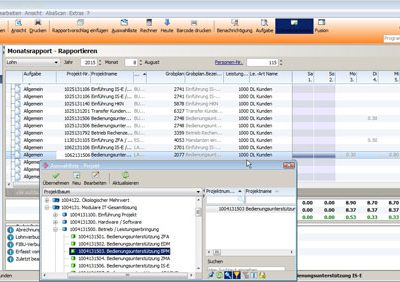 ERP ABACUS integrator and user