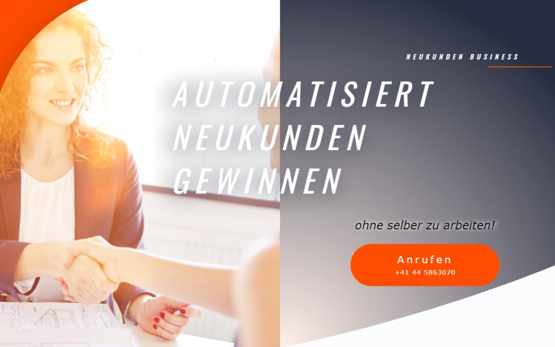 2019- heute Inhaber Neukunden Automatisation-Services @ INSERVARIS