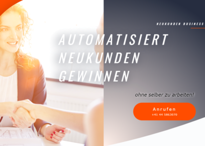 2019-today Owner – new customers automation – INSERVARIS